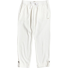 Roxy On The Seashore Pantalon Femme, snow white